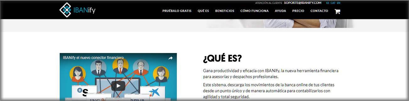 Web de Empresa de Consultoría