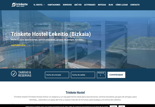 Integración de sistema de reservas en hotel